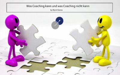 Was Coaching kann und was Coaching nicht kann